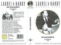 (VHS) Laurel & Hardy: Die Klotzköpfe - Oliver Hardy, Stan Laurel (1938)