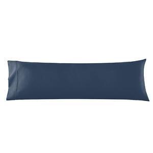 Body Pillowcase - 1 Microfiber Pillow Case -Body Pillow Size 20x54, Navy Blue