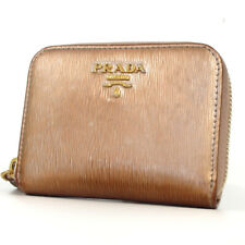Authentic PRADA  coin purse leather[Used]