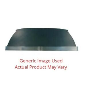 Package Tray for 46-48 Lincoln/Mercury 66H Series 76H Series 2DR Regular White