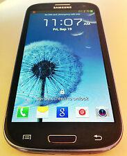 Verizon Prepaid 4G LTE BLUE Samsung Galaxy 16GB S3 SIII - FACTORY UNLOCKED
