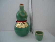 ALT DOHKAN SAKE unopened sealed Bottle signierte Keramikflasche 720 ml +Becher