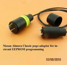 Nissan AlmeraClassic pogo adapter for in-circuit EEPROM programming