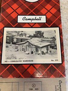 Ho Campbell model Corrugate Warehouse
