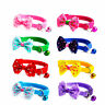 Dog Cat Pet Bowknot Cute Bow Tie Bell Adjustable Puppy Kitten Necktie Collar Ya