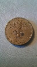 Great Britain 1 pound coin 1985 UK