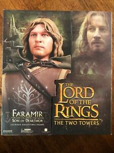Sideshow Collectibles Lord of the Rings FARAMIR 1:6 Collectible Figure