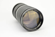 Vivitar 100-200MM 1:4 Close Focusing Auto Zoom Pentax K Mount - Sell as is