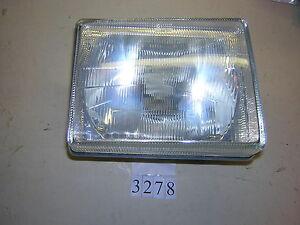3278 optique phare coté droit pour fiat uno 45 55 70   neuf