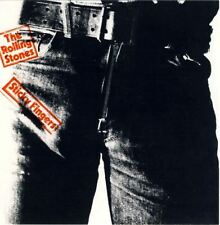 THE ROLLING STONES sticky fingers (CD album, remastered) blues rock classic