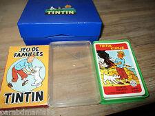 Vente Hergé-Tintin-Lot de jeux de cartes-Hemma-Lombard-Hergé-Moulinsart