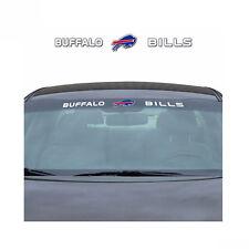 Team ProMark NFL Buffalo Bills Car Truck Suv Windshield Decal Sticker