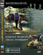 ÉS MÉG EGYMILLIÓ LÉPÉS M.O-N 3  - HUNGARIAN DVD (1986)
