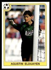Panini Futbol 92-93 (España) Agustín Elduayen no. 45