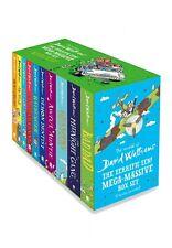 World of David Walliams 10 Books Children Collection Paperback Box Set