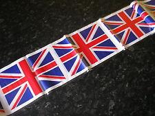 UNION JACK, ENGLAND BANNER /BUNTING.JUBILEE,OLYMPICS,FOOTBALL   2.6M    LONG