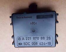 Mercedes benz mb clk W209 03-09 W203 W211 pare-brise capteur de pluie A2218708826