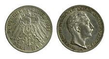 pcc1866) PRUSSIA - Guglielmo II (1888-1918) - 3 Marchi 1911 A