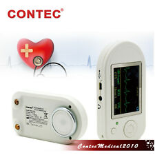 Visual electronic stethoscope ECG heart rate SpO2 CMS-VESD +PC SOFTWARE CONTEC