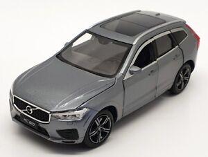 Tayumo 1/32 Scale Model Car 32100115 - Volvo XC60 - Osmium Grey