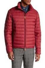 NWT SAVE THE DUCK DOWN QUILTED PUFFER Bomber Mens Jacket XXL XX-LARGE $198 2XL