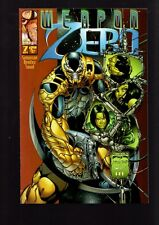 Weapon zero US Image Comic vol.2 # 7/'96