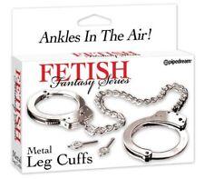 Fetish Fantasy Esposas de Metal para Las piernas