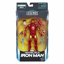 Marvel E1576 6-inch Legends Series Iron Man Action Figure 6