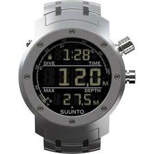 NEW Suunto Divers Watch Elementum Aqua Steel SS014527000