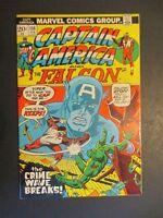 Captain America 158  Bronze Age Marvel Comic