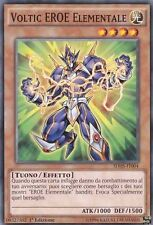 Voltic EROE Elementale YU-GI-OH! SDHS-IT004 COMMON 1 Ed.
