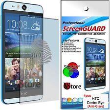 4 Film Matt for HTC Desire Eye Antiglare Anti-fingerprint Screen Protector