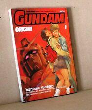 Gundam universe 1 - ottobre 2004 - origini - yoshikazu yasuhiko -  star comics