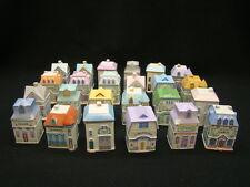 24 Lenox Spice Village Jars 1989