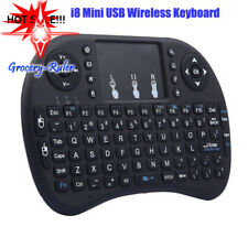 SALE i8 Wireless Keyboard Touchpad For Samsung Smart TV PC Android TV Xbox IPTV