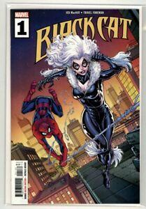 Black Cat #1  Walmart Exclusive Variant by Todd Nauck 1st Print Spider-Man
