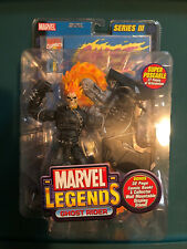 marvel legends Toybiz Series 3 Ghost rider W/motorcycle Display Base Carded