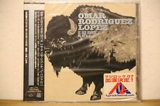 Omar Rodriguez Lopez ‎– Se Dice Bisonte, No Bùfalo Sealed Japanese 2XCD Mint!
