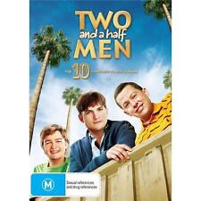 Two And A Half Men : Season 10 : NEW DVD
