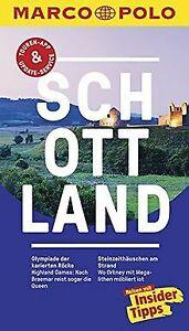 MARCO POLO Reiseführer Schottland: Reisen mit Insider-Ti...   Buch   Zustand gut