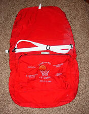1993 INDIANA HOOSIERS CLASSIC BASKETBALL TOURNAMENT PLAYERS TRAVEL BAG