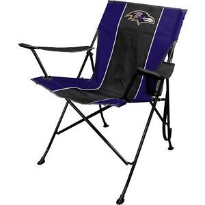 Baltimore Ravens Camping Chair Tailgate