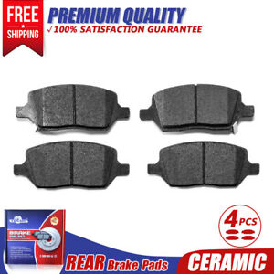 Rear Ceramic Brake Pads For Buick Terraza Chevy Uplander Pontiac Montana, Relay