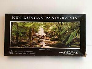 Ken Duncan Panographs Erskine Falls 748 Piece Jigsaw Puzzle