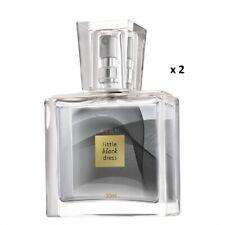 2 X AVON LITTLE BLACK DRESS EAU DE PARFUM  30ML Boxed New