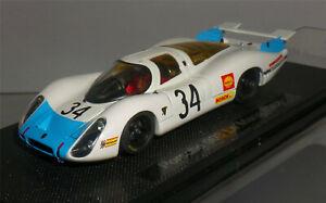 Ebbro 44291 1/43 Porsche 908 #34 Le Mans 1968