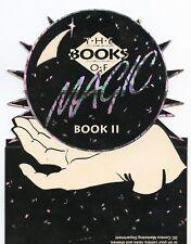 Neil Gaimen BOOKS of MAGIC Retailer Prism Card DC Vertigo 1990