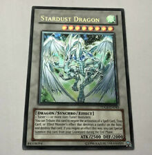 Yu-Gi-Oh! Stardust Dragon TDGS-EN040 Ultimate Rare LP
