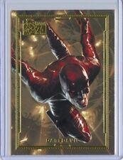 2014 Marvel Universe series 2 Gold 75th Anniversary #25 DAREDEVIL 1/75