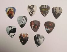10 médiators guitare